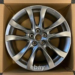 Nouvelle Roue 19 Dark Silver Pour 2014-2017 Mazda 6 Factory Oem Qualité 64958c