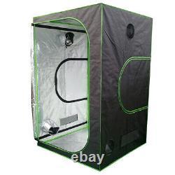 Nouvelle Tente De Croissance De Qualité Supérieure 600d Indoor Hydroponics Bud Box Dark Room N'importe Quelle Taille