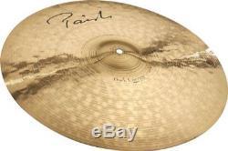 Paiste 4801417 Cymbale Crash Mark I De La Meilleure Qualité Signature Dark Energy