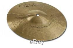 Paiste 4802210 Cymbale Splash Mark I Splash Série I Dark Energy De Qualité Supérieure