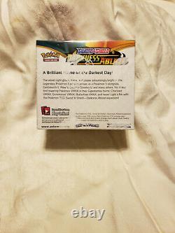 Pokémon Sword & Shield Darkness Ablaze Display Quality Sealed Booster Box