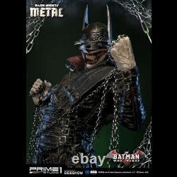 Prime 1 Dark Nights Metal Batman Who Laughs Statue Figure New Sealed
