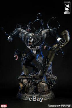 Prime 1 Exclusif Venom Dark Origine Statue Sideshow # 544 Neuf Scellé