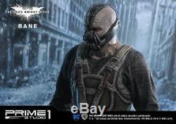 Prime 1 Studio Cdsp-05 Film The Dark Knight Rises 1/3 Bane Polystone Statue Buste