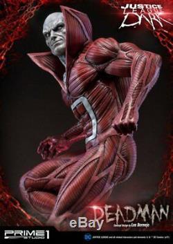 Prime 1 Studio Deadman Justice League Statue Sombre