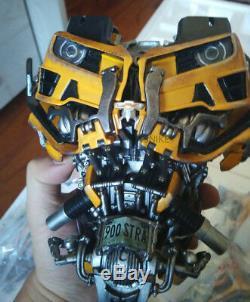 Prime 1 Studio Mmtfm-04 Bumblebee Statue Refonte Transformateurs Cachée De La Lune