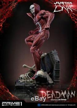 Prime 1 Studios DC Comics Deadman (justice League Foncé) Statue 1/3