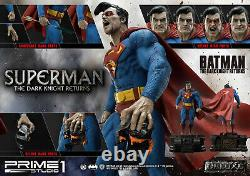 Prime 1 The Dark Knight Returns (comics) Superman DX 13 Third Scale Figure Nouveau