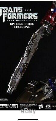 Prime 1 Transformateurs Studio Optimus Prime Cachée De La Lune (ex Gun Uniquement Tir)