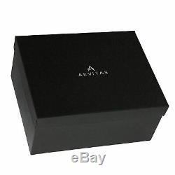 Qualité Haut De Gamme Noir Burl Bois Montres Collectors Box Pour 12 Montres Par Aevitas