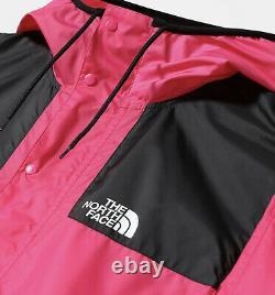 Rare Nouveau Avec Des Étiquettes De Haute Qualité The North Face 1985 Mountain Jacket Rose Foncé