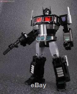 Réimpression De La Remorque Takara Transformers Mp-10b Dark Optimus Prime + En Stock