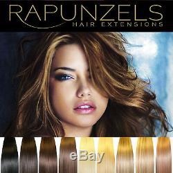 Remy Human Clip In Extensions De Cheveux Rapunzels Qualité De Salon 20 Long