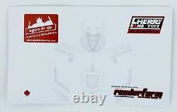 Renderform Transformers Dark Emperor Customizing Garage Kit Rfx-002 Canon Orange