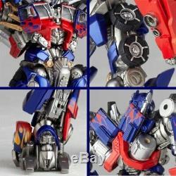 Revoltech Série 30 Transformers 3 La Face Cachée De La Lune Optimus Prime