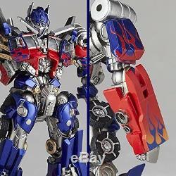 Revoltech Transformateurs Cachée De La Lune Optimus Prime Actionfigur Japon Nouvelle