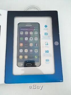 Samsung Galaxy Express Prime 2 J3 16 Go Smartphone Gris Foncé (at & T)