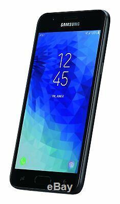 Samsung Galaxy Express Prime 2 J3 5 16gb Smartphone Gris Foncé (at & T)