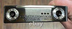 Scotty Cameron 2018 Select Laguna Putter New Rh Xtreme Dark Finish Vhc