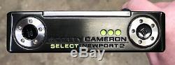 Scotty Cameron 2018 Select Putter Newport 2 Nouveauté Rh Xtreme Dark Finish -rss