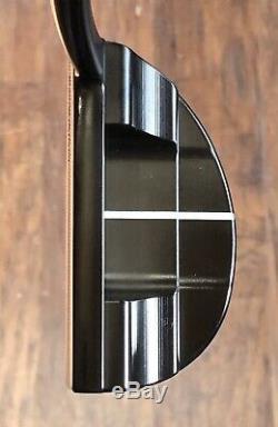 Scotty Cameron 2020 Special Select Del Mar Putter Lh Nouveau -xtreme Noir Terminer