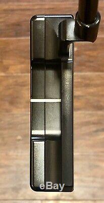 Scotty Cameron 2020 Special Select Newport 2 Putter Nouveau Xtreme Noir Terminer
