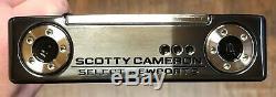 Scotty Cameron Newport 2018 Sélectionnez 2 Putter Nouveau Lh -xtreme Foncé Finition Ihv