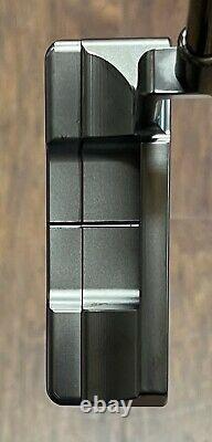 Scotty Cameron Special Select Squareback 2 Putter Nouvelle Finition Noire Xtreme