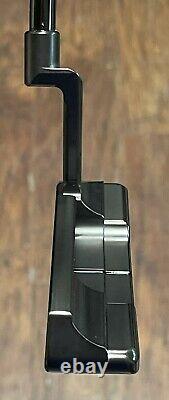 Scotty Cameron Special Sélectionner Newport 2 Putter Lh Brand New -xtreme Dark DLC