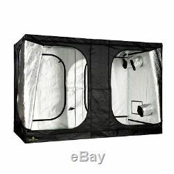Secret Jardin Dr300w Dark Room Qualité Mylar Tente De Croissance 3m X 1.5m X 2.35m Forte