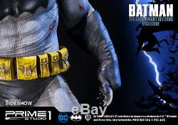 Sideshow Exclusif Prime 1 Studio Batman Dark Knight Returns Statue Nouveau Figure