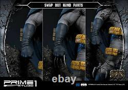 Sideshow Prime 1 Dkiii Batman Dark Knight Master Race Deluxe Statue Exclusive