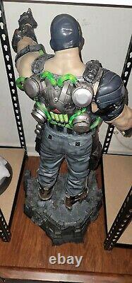 Sideshow Prime 1 Étude 3 Batman Bane Venom Arkham Knight Origines Statue Dark