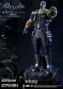 Sideshow Prime 1 Studio 3 Batman Bane Venom Arkham Knight Origins Statue Sombre