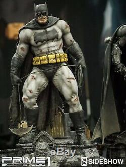 Sideshow Prime 1 Studio Batman Dark Knight Returns Statue Nouveau Exclusif