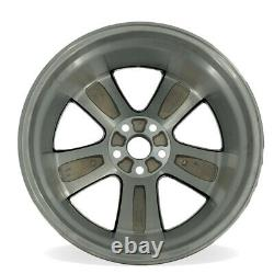 Single 19 Roue Chrome Foncée Pour 17-19 Toyota Highlander Qualité Oem 75229