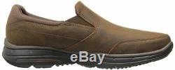 Skechers USA Mens Glide Calculeuse Slip-on Loafer- Choisir Sz / Couleur
