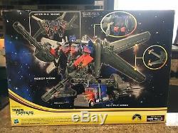 Sombre Du Chef Optimus Prime Lune Jetwing Transformateurs Exclusive