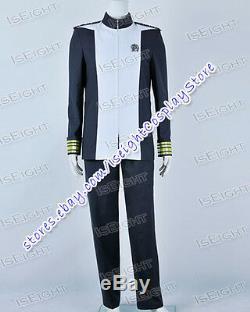 Star Trek Into Darkness Amiral Marcus Uniforme Costume Halloween Grande Qualité