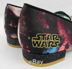 Star Wars Irrégulière Flats Choix The Dark Side New Sz 7.5 Stormtrooper Vader