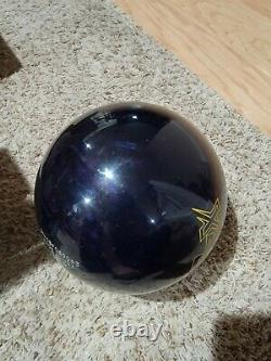 Storm Dark Code 1st Quality Bowling Ball 15 Pounds 4-4,5 Pin 3,14oz Tw