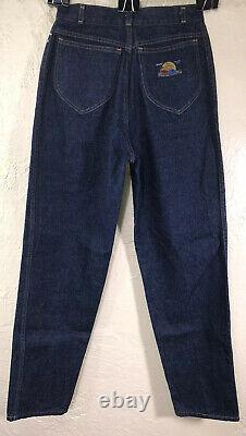 T.n.-o. Super Rare Vintage Levis Les Cowboys Choice Femmes Sz 13 Jeans Made USA