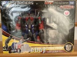 Takara Tomy Da15 Jet Wing Optimus Prime Transformers Supreme Cls/ Dark Side Moon