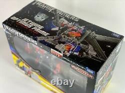 Takara Tomy Dark Of The Moon Leader Jetwing Optimus Premier Transformateurs Seeled