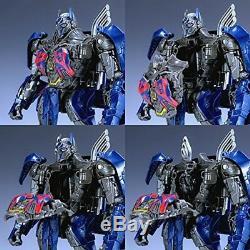Takara Tomy Tlk-ex Foncé Optimus Prime Transformateurs Limitée Le Dernier Jouet Chevalier