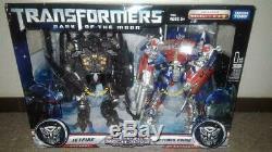 Takara Tomy Transformateurs Cachée De La Lune Jetfire Mech Vivant Optimus Prime New