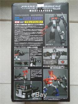 Takara Transformateurs Mp10b Mp10b Noir Optimus Prime Réimprimer Pièce Commémorative