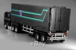 Takara Transformers Mp10b Dark Optimus Prime Avec Remorque Ensemble Complet