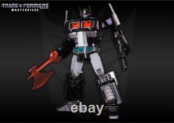 Takaratomy Transformers Version Japonaise Mp-10b Dark Optimus Prime Reprint
