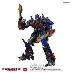 Threea Transformateurs Cachée De La Lune Optimus Prime Action Figure Livraison Gratuite